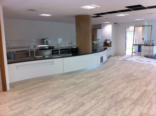Commercial Kitchen Build
